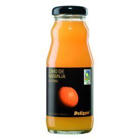 Ekologiškos apelsinų sultys DELIZUM, 200ml