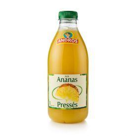 Ananasų sultys 100% ANDROS, 1000 ml