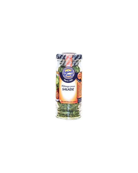 Žolelių mišinys salotoms SAINTE LUCIE, 12 g