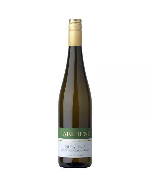 Nealkoholinis vynas CARL JUNG Riesling 0%, 750ml