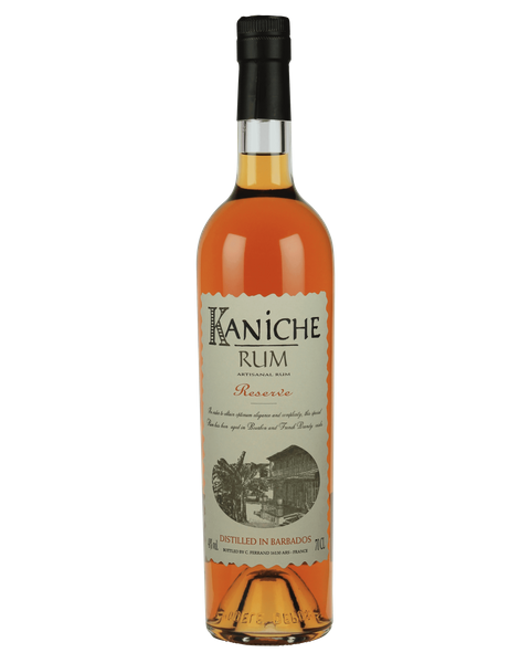 Romas KANICHE Barbados Reserve Rum 40%, 700ml