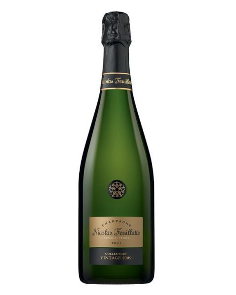 Šampanas NICOLAS FEUILLATTE Collection Vintage Champagne Brut 12%, 750ml