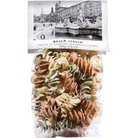 "Spalvoti makaronai BELLA ITALIA ""Fusilloni"", 250 g"