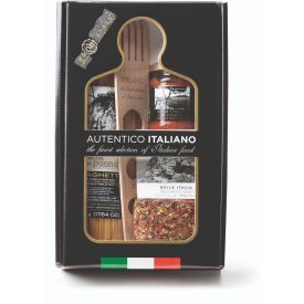 "Rinkinys su ""Spagetti"" makaronais AUTENTICO ITALIANO, 1 vnt"