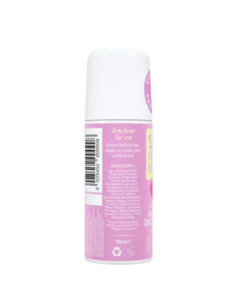 Natūralus rutulinis dezodorantas SALT OF THE EARTH su bijūnų žiedais, 75 ml 3