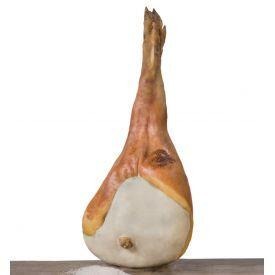 """Vytintas kiaulienos kumpis """"Prosciutto Crudo Di San Daniele"""" DOP ANTICA FOMA, s.k.,brandintas 18 mėn, 1kg"""