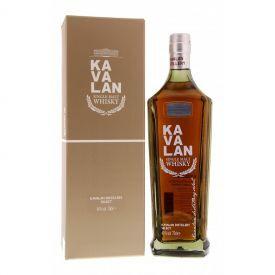 Viskis KAVALAN Distillery Select  40%, 700 ml