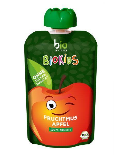 Ekologiška obuolių tyrelė BIOKIDS, 90 g 2
