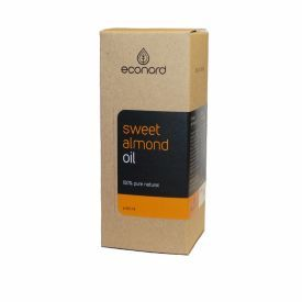Saldžiųjų migdolų aliejus ECONORD, 100 ml