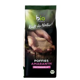 Ekologiški pūsti burnočiai BIOZENTRALE, 125 g
