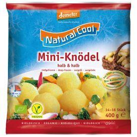 Šaldyti bulvių kukuliai NATURAL COOL, biodinaminiai, 400g