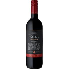 Raudonas sausas vynas Frescobaldi Pater Sangiovese Toscana I.G.T. 12,5%, 750ml