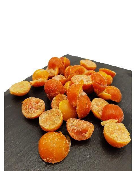 """Šaldyti pomidorai """"Cherry"""", puselės, 450g"""
