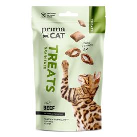 Traškūs skanėstai katėms PRIMA CAT Hairball, 40 g