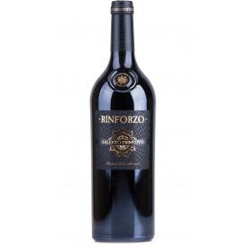 Raudonas sausas vynas Rinforzo Salento PRIMITIVO, 15% tūrio, 0,75 l