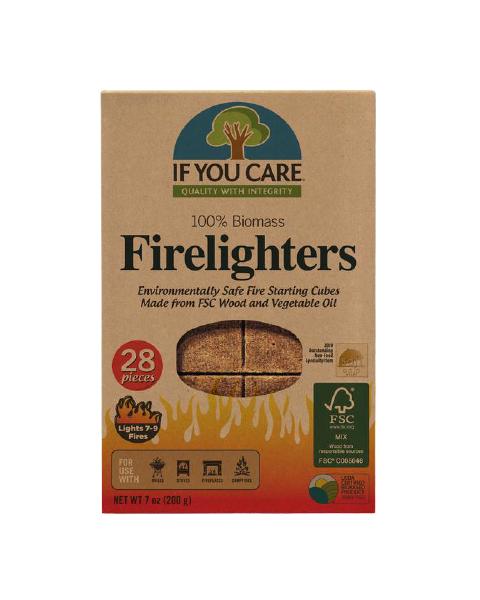 IF YOU CARE ugnies įdegtukai, 28 vnt