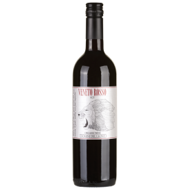Ekologiškas raudonas vynas DOMINI DEL LEONE IGT Veneto Rosso 13% 750ml