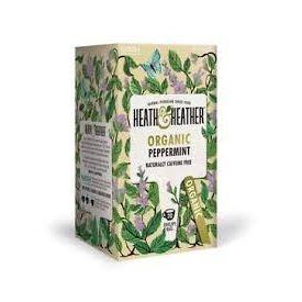 Ekologiška pipirmėčių arbata HEATH& HEATHER, 20g