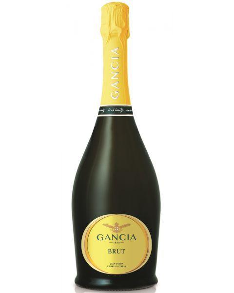 Putojantis vynas Gancia Brut 11%, 750ml