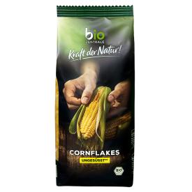 Ekologiški kukurūzų dribsniai BIOZENTRALE, 250g