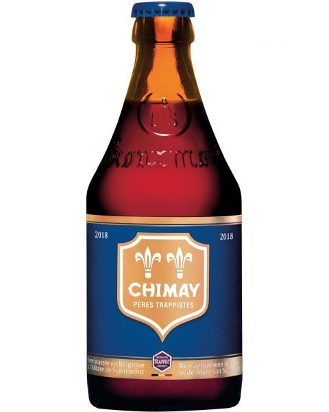 Alus  CHIMAY BLU 9,0%, 330ml