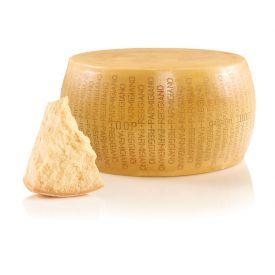 "Ekologiškas sūris ""PARMIGIANO REGGIANO"" DOP, brandintas 24 mėn, 1 kg"