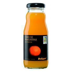 Ekologiškos mandarinų sultys DELIZUM, 200ml