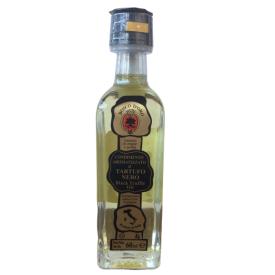 Juodųjų trumų skonio alyvuogių aliejus BOSCO D'ORO, 60 ml