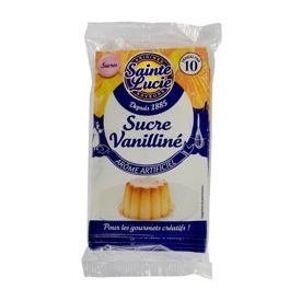 Vanilinis cukrus SAINTE LUCIE, 10 maišelių, 75 g