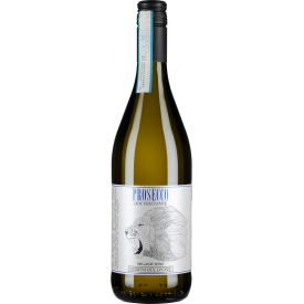 Ekologiškas putojantis vynas Prosecco DOMINI DEL LEONE DOC Frizzante 11% 750ml