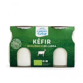 Ekologiškas ožkų pieno fermentuotas jogurtas CANTERO DE LETUR, 2x125g