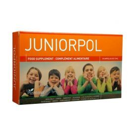 Vitaminai vaikams PLANTAPOL Juniorpol, 20x10 ml