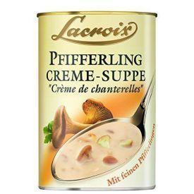 "Kreminė voveraičių sriuba LACROIX ""Creme de chanterelles"", 400 ml"