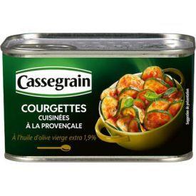 Virtos provanso cukinijos CASSEGRAIN su alyvuogių aliejumi , 375 g