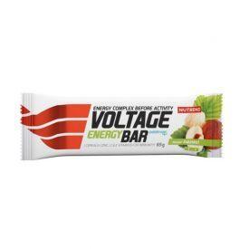 Energinis batonėlis NUTREND VOLTAGE lazdynų riešutų skonio, 65 g