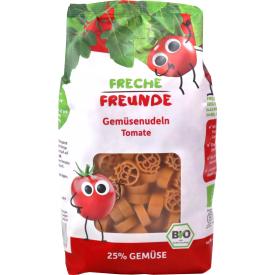 Ekologiški makaronai su pomidorais FRECHE FREUNDE, 300 g