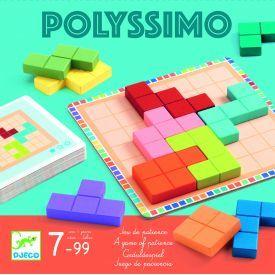 Stalo žaidimas DJECO Polyssimo (DJ08451)