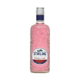 Džinas STIRLING Pink Gin 37,5% 0,5l