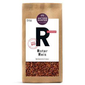 Ekologiški raudonieji ryžiai ANTERSDORFER, 250 g