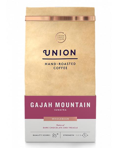 """Kavos pupelės UNION """"Gajah Mountain"""", 200g"""