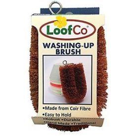 Kokoso pluošto valymo šepetys LoofCo, 1 vnt.