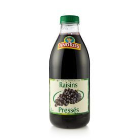 Vynuogių sultys 100% ANDROS, 1 l