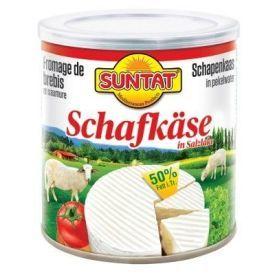 Baltas avių pieno sūris SUNTAT, 50% rieb., 720g