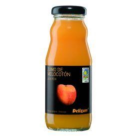 Ekologiškos persikų sultys DELIZUM, 200ml