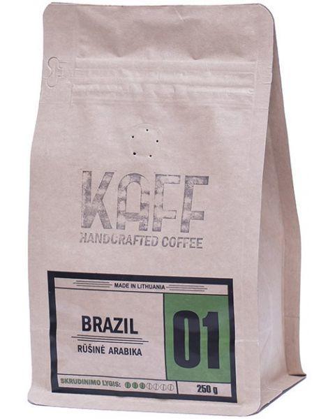 Malta kava KAFF Brazil, 250g