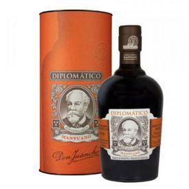 Romas DIPLOMATICO Mantuano 40%, 700 ml