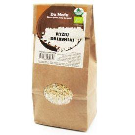 Ekologiški ryžių dirbsniai DU MEDU, 500g