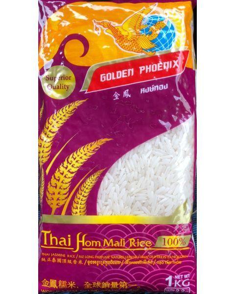 Ilgagrūdžiai ryžiai Thai GOLDEN PHOENIX, 1 kg