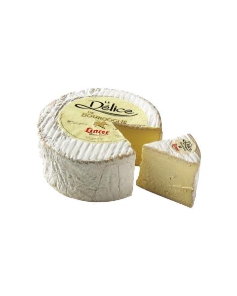 """Sūris """"Le Delice de Bourgogne"""", 75% rieb.s.m., 1kg"""