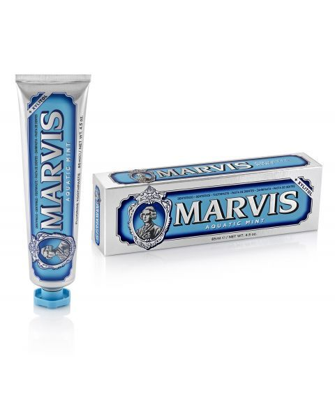 Jūros gaivos skonio dantų pasta MARVIS, 85 ml